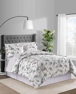 CLOSEOUT! Sophia 8-Pc. Reversible Queen Comforter Set