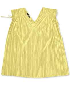 Pleated Ruched Top, Created for Macy's
