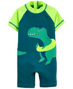 Baby Boy Dinosaur Rashguard