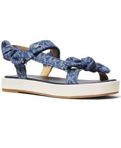 Women's Phoebe Sporty Strappy Bow Detailing Sandals