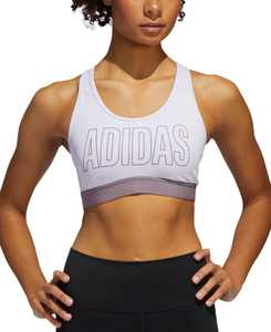 Women's Don't Rest Alphaskin Medium-Impact Sports Bra
