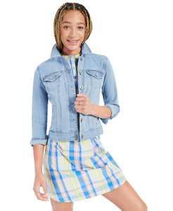 Denim Classic Jacket, Created for Macy's