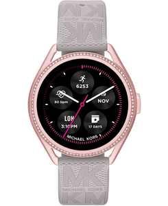 Access Gen 5e MKGO Gray Rubber Smartwatch 43mm