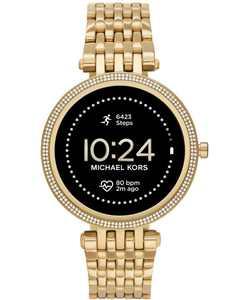 Access Gen 5e Darci Gold-Tone Stainless Steel Smartwatch 43mm