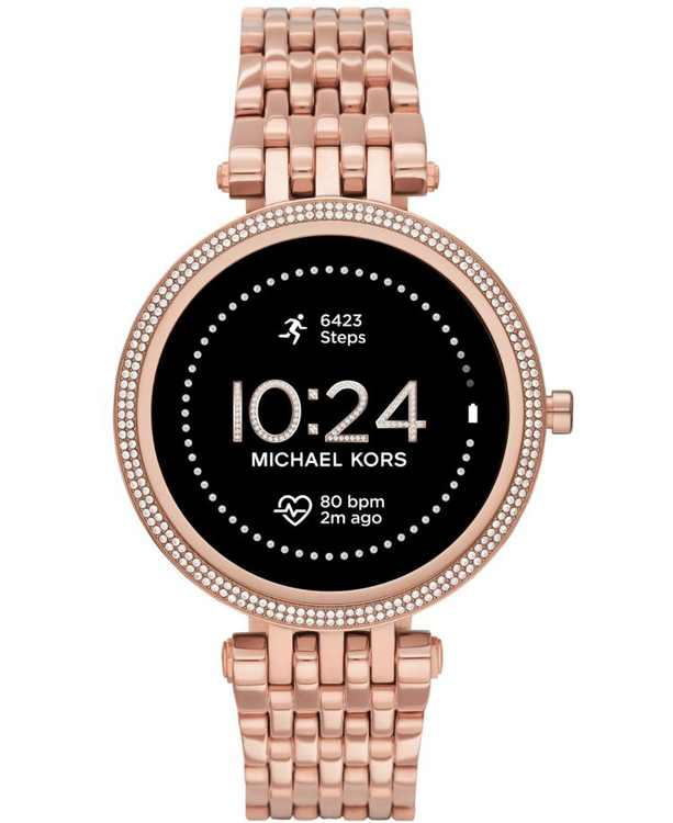 Access Gen 5e Darci Rose Gold-Tone Stainless Steel Smartwatch 43mm