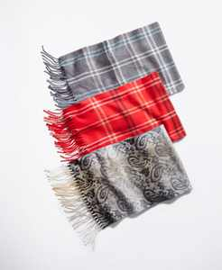Mid Weight Muffler Scarf Collection