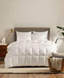 Down Illusion Antimicrobial Down Alternative Extra Warmth Comforter - Full/Queen