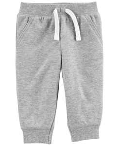 Baby Boys Pull-On Pants