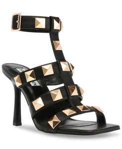 Women's Capri Studded Stiletto Sandals
