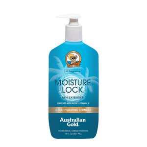 Australian Gold Moisture Lock Tan Extender w/ Aloe & Vitamin E, 16 FL OZ