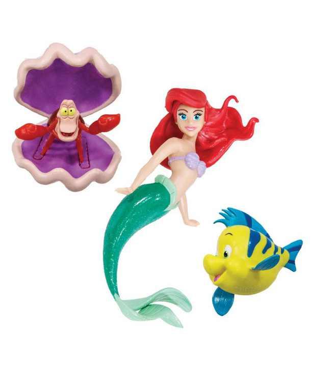 Ariel Dive Characters- 3PK