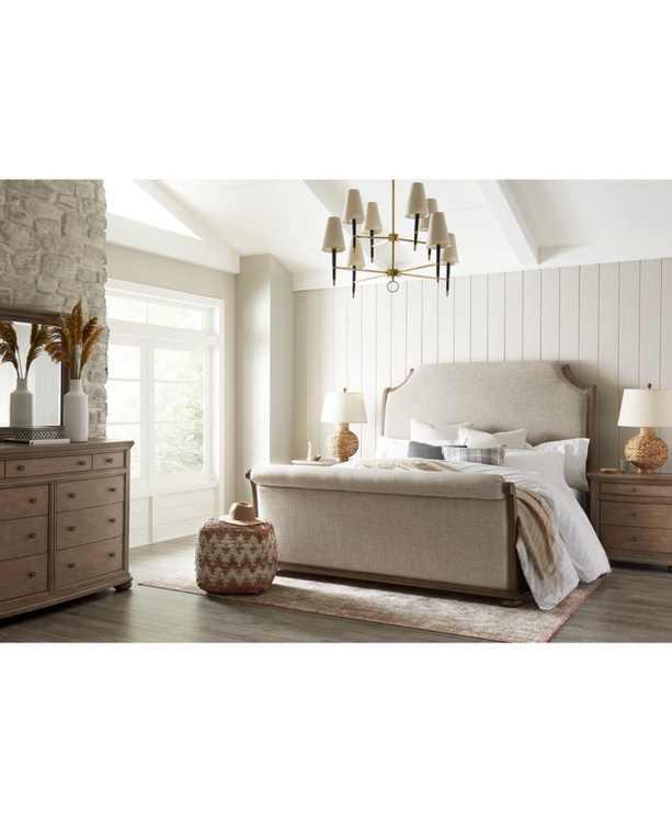 Camden Heights Bedroom 3-Pc. Set ( Cal-King Bed, Dresser, Nightstand), Created for Macy's