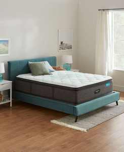 "Harmony Maui Series 14.5"" Plush Pillow Top Mattress- Full"