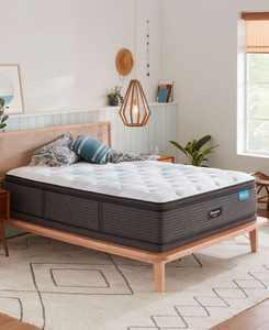 "Harmony Cayman Series 15.5"" Medium Pillow Top Mattress- California King"
