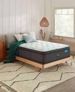 "Harmony Emerald Bay Series 16.5"" Medium Pillow Top Mattress- Twin"