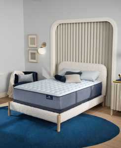 "Perfect Sleeper Renewed Sleep 13.5"" Extra Firm Mattress- Queen"