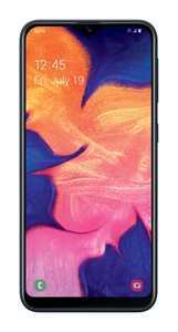 Boost Mobile Samsung A10E, 32GB, Black - Prepaid Smartphone