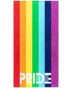 "Pride 36"" x 68"" Beach Towel"