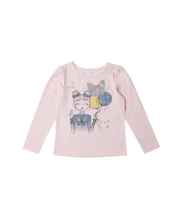 Toddler Girls Graphic T-shirt
