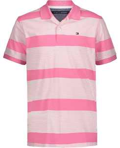 Big Boys End on End Stripe Polo Shirt