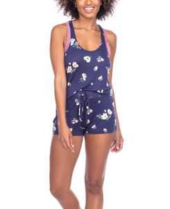 Women's All American Shorty Set