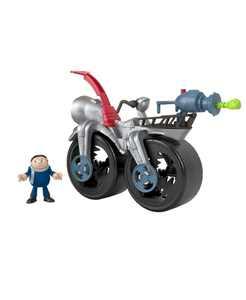 Fisher Price Minions Gru's Rocket Bike