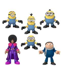 Fisher Price Minions Figure Pack