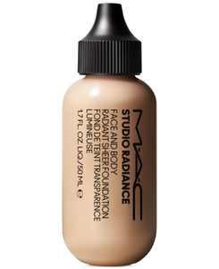 Studio Radiance Face & Body Radiant Sheer Foundation, 1.7-oz.