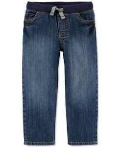 Toddler Boys Everyday Pull-on Denim Jeans
