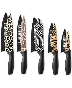 10-Pc. Animal Print Cutlery Set