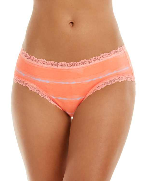 Women's Lace Time Hipster Underwear, Created for Macy's