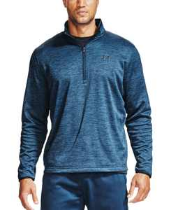Men's Armour Fleece Quarter-Zip Sweatshirt