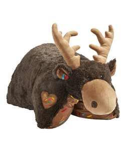 Sweet Scented Chocolate Moose Stuffed Animal Plush Toy