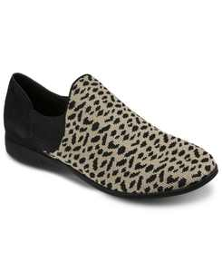 Women's Cleo Prep - Chic Cheetah Casual Flats from Finish Line