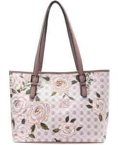Floral Signature Tote, Created for Macy's