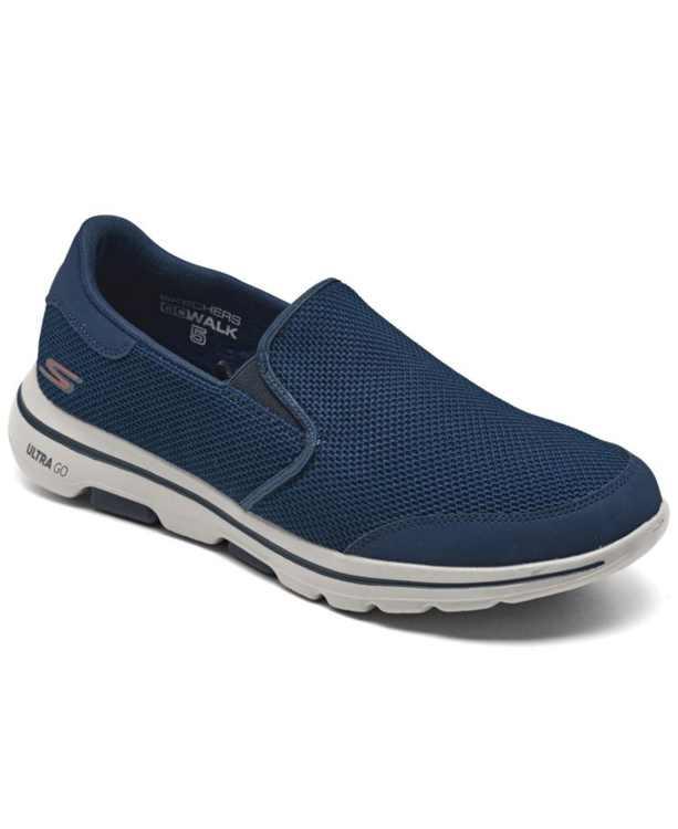 Men's GOwalk 5 - Beeline Slip-On Walking Sneakers from Finish Line