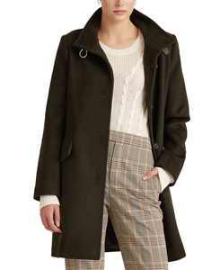 Buckle-Collar Coat, Created for Macy's