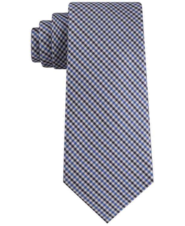 Men's Bright Tattersal Tie