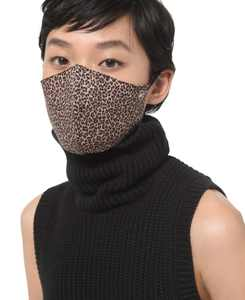 Printed Face Mask with Nose Wire