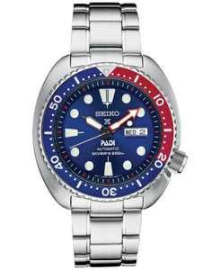 Men's Automatic Prospex Diver Stainless Steel Bracelet Watch 45mm
