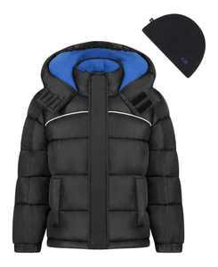 Big Boys Puffer Jacket