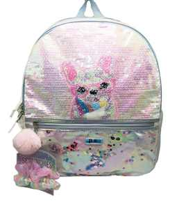 Friendship Backpack with Hair Scrunchies