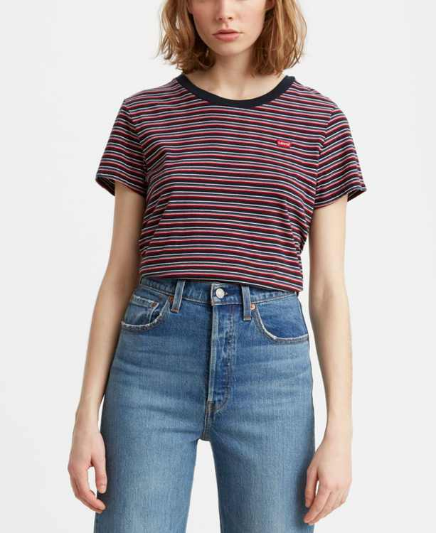 Women's Striped Perfect T-Shirt