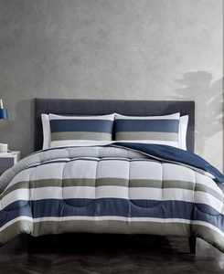 Tanner Reversible 3-Pc. Full/Queen Comforter Set