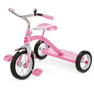 "Radio Flyer 10"" Classic Tricycle - Pink"