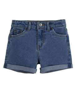 Toddler Girls Americana A-Line High Rise Shorts