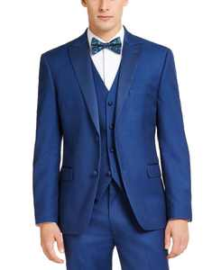 Men's Slim-Fit Stretch Tuxedo Jackets, Created for Macy's