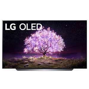 "LG 55"" Class 4K UHD Smart OLED C1 Series TV with AI ThinQ OLED55C1PUB"