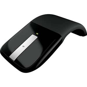Microsoft - Arc Touch Mouse - Black