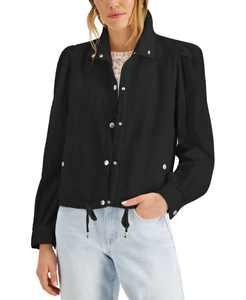 INC Puff-Sleeve Jacket, Created for Macy's